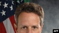 美国财政部长蒂莫西.盖特纳