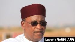 Perezida Mahamadou Issoufou wa Nijeri