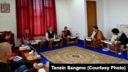 Esukhia Marks Third Anniversary in Dharamsala