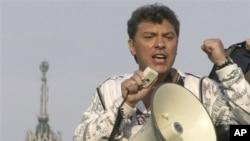 Pemimpin oposisi Rusia, Boris Nemtsov (Foto: dok).