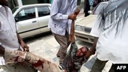 بمب گذاری انتحاری در پایتخت سومالی