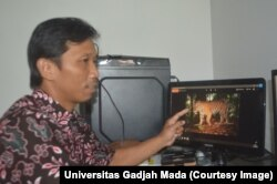Pakar konservasi satwa liar dari UGM, Dr. Muhammad Ali Imron. (Foto: Universitas Gadjah Mada)