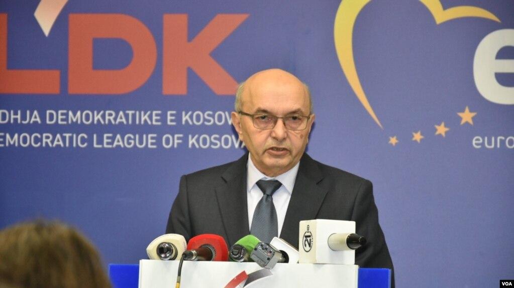 LDK thotë se i ka bërë ofertë lëvizjes Vetëvendosje