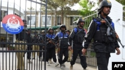 نیروهای امنیتی در کویته (عکس از آرشیف)