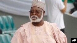 Tsohon shugaban mulkin soji Abdulsalami Abubakar
