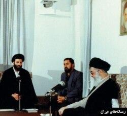 آقای رئیسی از ۲۰ سالگی در دستگاه قضایی بود و با رهبری خامنه ای، او رئیس بازرسی کل ایران شد