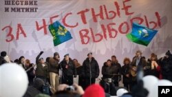 Video các cựu binh sĩ Nga thời Sô Viết trình bày một ca khúc chống Tổng thống Nga tải lên Youtube đã được hàng triệu người vào xem