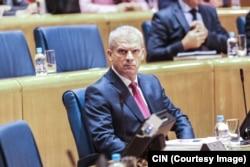 Fahrudin Radončić, predsjednik Saveza za Bolju budućnost i delegat u Parlamentu BiH
