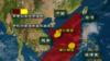 中国海事巡视船穿过南中国海