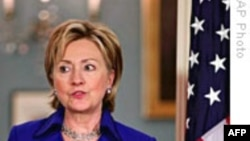Госсекретарь Клинтон комментирует заявления Ирана