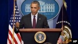 ولسمشر اوباما د خپلې نوې تګلارې په اړه تیره اوونۍ ولسمشر غني ته معلومات ورکړل