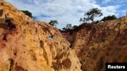 La mine d'or de Ndassima en Centrafrique (Reuters)