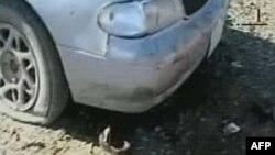 Một kẻ đánh bom tự sát đã kích nổ bom mang trên người giữa đám đông người vừa được tuyển mộ vào lực lượng cảnh sát tại Tikrit, ngày 19/1/2011