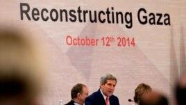 Donatorët premtojnë 5.4 miliard dollarë ndihma për palestinezët