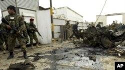 اوباما اداره غواړي د افغانستان محاربوي نقش بدل کړي