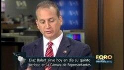Mario Díaz-Balart habla con la VOA