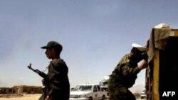 Афганские солдаты застрелили пакистанского