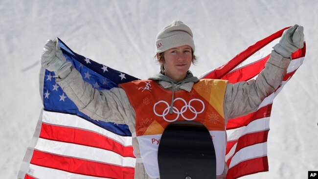 Ред Джерард стал вторым в списке самых юных победителей зимних Игр в индивидуальных дисциплинах