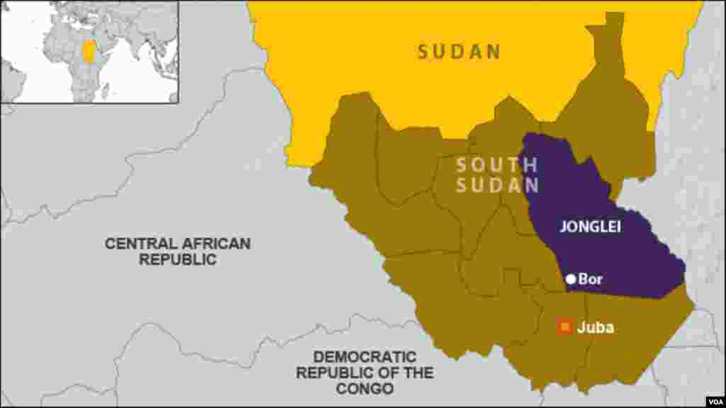 "Restive Jonglei state in South Sudan is one of the ""greatest challenges"" facing the U.N. mission in the country, U.N. Special Representative Hilde Johnson says."