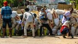 ရန္ကုန္ သာေကတ စစ္အာဏာရွင္ ကန္႔ကြက္ဆႏၵျပ (မတ္၊၁၉ ၊၂၀၂၁)