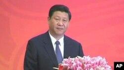 即將成為中國最高領導人的習近平