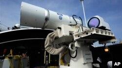 El primer sistema de armamento láser será instalado este año en el buque USS Ponce.