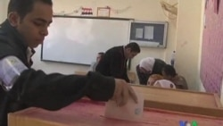 2011-11-28 粵語新聞: 埃及開始舉行里程碑意義的選舉
