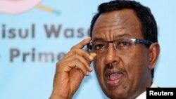 索馬里議員已經罷免總理阿卜迪法拉赫謝爾頓