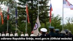 Osnivanje Balkanskih vojno-medicinskih snaga (Foto: Ministarstvo odbrane Republike Srbije mod.gov.rs)