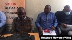 MDC - Alliance - Nelson Chamisa - Save Zimbabwe Campaign Anniversary