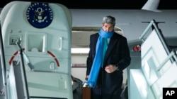 امریکہ کے وزیر خارجہ جان کیری