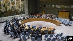 유엔 안보리가 30일 뉴욕 유엔본부에서 회의를 열고 북한의 5차 핵실험에 대응한 추가 대북제재결의안을 15개 이사국 만장일치로 채택했다.