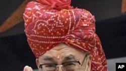 2011年2月达赖喇嘛资料照片