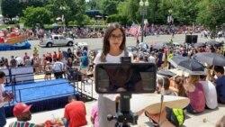 Obeležavanje Dana nezavisnosti u Vašingtonu