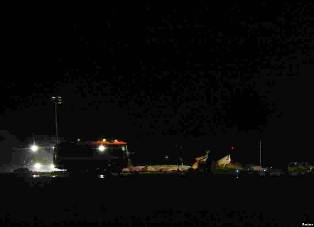 Boeing 737 samolyoti Tataristonning Qozon shahrida qulab, ichidagi hamma- 50 odam o'lgan
