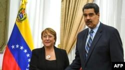 Maduro - Bachellet