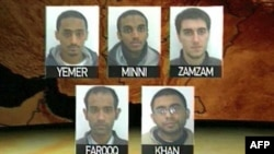 مقامات پاکستان: پنج شهروند آمريکايی بازداشت شده قصد داشتند به چند مکان در پاکستان حمله کنند