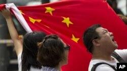 Китай оспаривает продажу островов