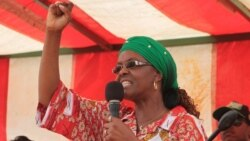 ZimPlus: Grace Mugabe Blasts Joice Mujuru Once Again, Calls Her A Beetle, Thursday, August 13, 2015