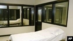 Komora za izvršenje smrtne kazne u jednom zatvoru u Mizuriju