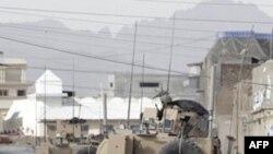 ტერორისტული თავდასხმა ავღანეთში