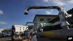 بلند ترین سطح تشعشات در آبهای اطراف تاسیسات ذروی آسیب دیدۀ جاپان