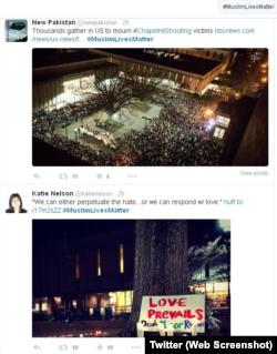 Од кампањата на Твитер: дел од реакциите