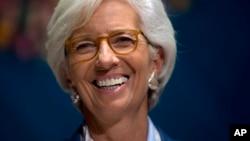 Shugabar IMF, Christine Lagarde