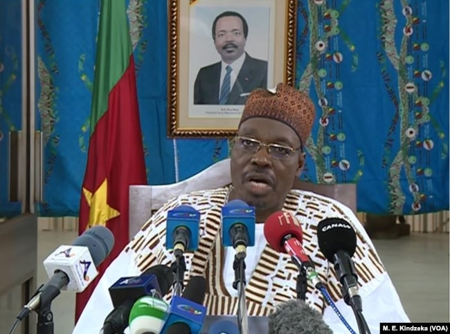 Cameroon communication minister and government spokes person Issa Tchiroma says the decision to withdraw hosting right is total injustice.