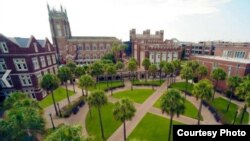 La manifestación de protesta tendrá efecto en el campus de la Universidad de Loyola en Nueva Orleans.