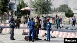Wêneya arşîvê ji peqîneke li Kabulê