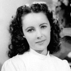 Elizabeth Taylor in 1946