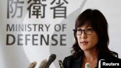 Bộ trưởng Quốc phòng Nhật Tomomi Inada.