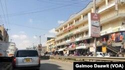 Naayroobii naannoo Iislii lammilee fi baqattoonni Oromoo hedduun jiraatan